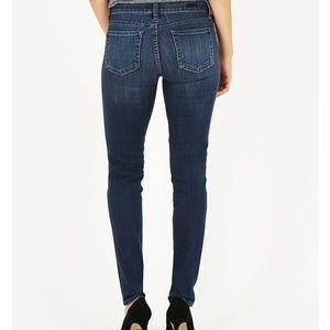 "Kut from the Kloth Jeans - Kut from the Kloth ""Diana"" Skinny Jean Dark Sz 12"
